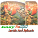 Lentils And Spinach by one create