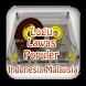 Lagu Lawas Indonesia Malaysia by Jamur Berkah