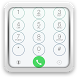 exDialer i7.1 Light theme by Mora