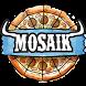 Mosaik Döner Pizza by Hüseyin Sınırtaş