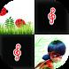 Laura Marano Piano for Ladybug by DCreative