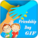 Friendship Day GIF 2017 Collection : Best Friend by GIF Apps Store