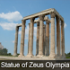 Statue of Zeus at Olympia by Monument