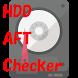 HDD AFT Checker by あんどろオレンジ工房