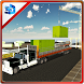 Cargo Container Delivery Truck by Black Raven Interactive