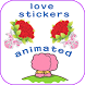 Animated Love Stickers by bringsgame