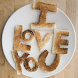 I love you food Live Wallpaper by Secondka