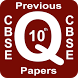 CBSE 10th Previous Q Papers by Tech In