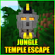 Jungle Temple Escape Map For MCPE by Incredible mods????