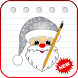 How to Draw Christmas Santa Claus : Drawing ideas by Studio Christmas Dev Pro