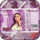 Rupees 2000 Note Photo Frame by PJEditor Studio