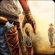 Western Cowboy Skeet Shooting by Desert Safari Studios