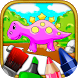 Kids Coloring & Painting World by Abuzz