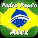 Pedro Paulo e Alex palco 2016 by Kimberly App