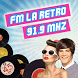 FM LA RETRO 91.9 by Potencia Web