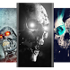SKULL Wallpapers (Backgrounds) by LOCK SCREEN