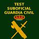 Test Suboficial Guardia Civil by Inmaculada Rueda