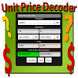 Unit Price Decoder by DFGx