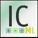 calculadora,base de datos IC by Jesús Hernández Paredes