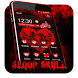 Blood Heart Skull Theme by Cool Themes & Wallpapers 2017