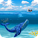 Blue Whale Swim Life Simulator – Deep Sea 3D Game
