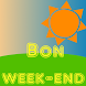 Bon week-end by thanki