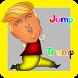 Jump king Trump by Jado sido