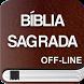 Bíblia Sagrada Offline JFA by Master Five Apps Studios