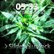 Marijuana Weed Screen Lock by Key Lock Skin