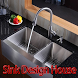 Sink Design House by khatami