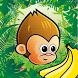 Jungle Monkey Banana Adventure by Azar LUCAS