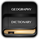 Geography Dictionary Offline by EasyGoing