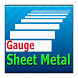 Sheet Metal Gauge by Consize Solutions Inc.