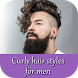Curly Hairstyles for Men Videos