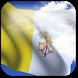 3D Vatican Flag by App4Joy