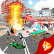 Ambulance Rescue Emergency Driving by Appnomics studio