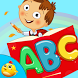 ABC Flashcards For Toddlers by Gameiva