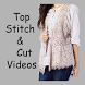 Designer Top Cutting & Stitching Videos by Ninjax Interactive