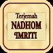 Kitab Nadhom Imriti Terjemah by TuriPutihStudio
