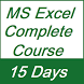 Learn MS Excel Full Course in 15 Days by YouAreAwesome