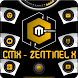 CMX - Zentinel X for KLWP by Christopher Martell X - CMX