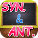 Synonyms and Antonyms Test