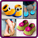 DIY Crochet Shoes Baby Booties Slippers Home Ideas by Ocean Grampus Apps