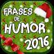 Frases de humor año nuevo 2015 by Saltamonte Apps