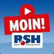 Moin! RSH - Die R.SH-App by R.SH - Radio Schleswig-Holstein