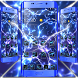 Fierce Thunder Lightning Theme by Cool Wallpaper