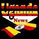 Uganda Newspapers by Edward Sentongo