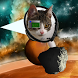 Space War Cats DUMB ASTEROIDS by Tyler Freeman