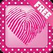 Love Fingerprint Calculator by asasga