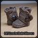 DIYCrochetBaby Footwear by Roberto Baldwin